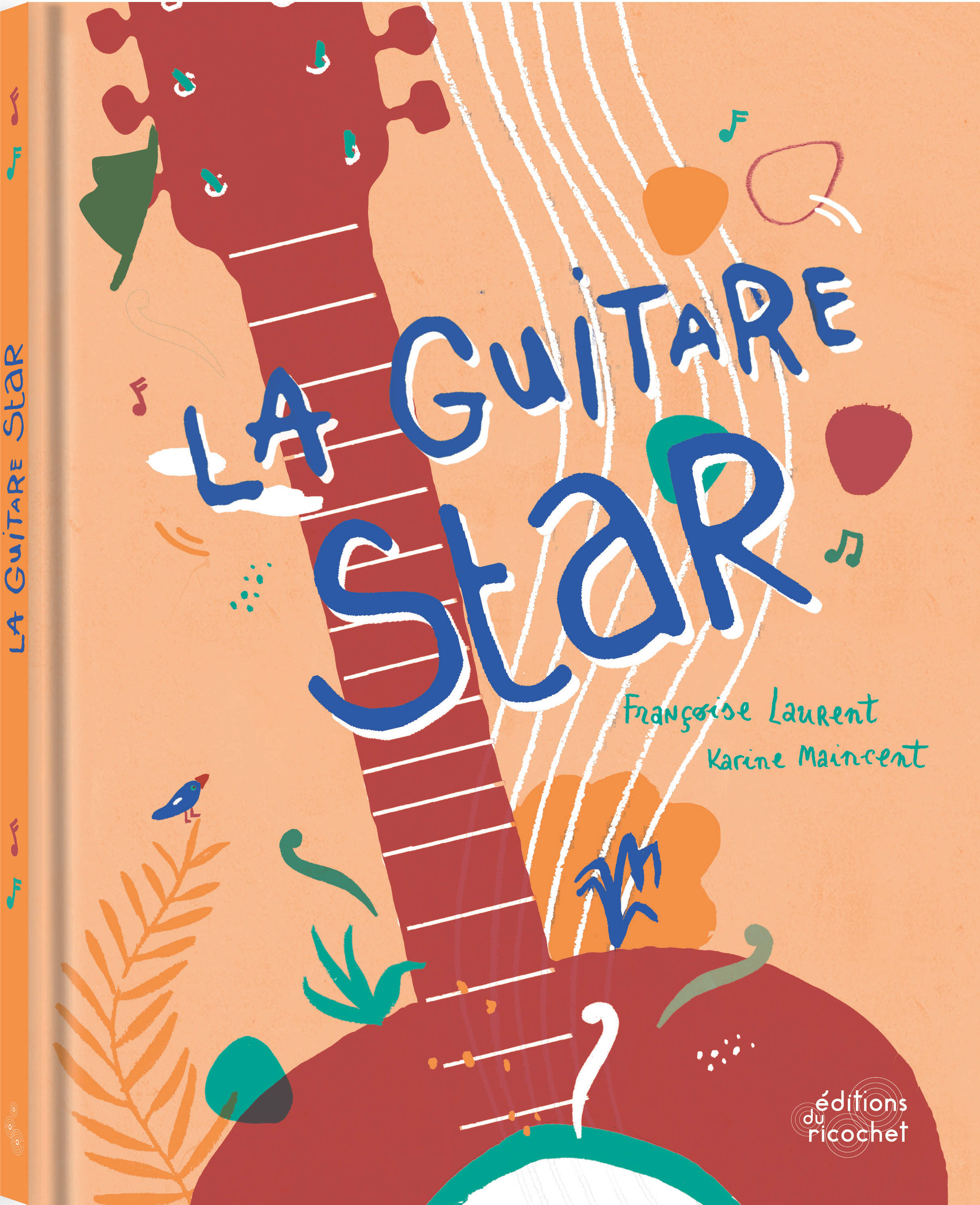 La guitare star – ça va swinguer !